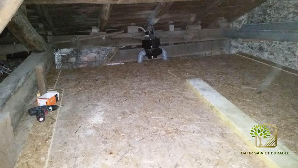Isolation d 39 un garage for Conseil isolation garage